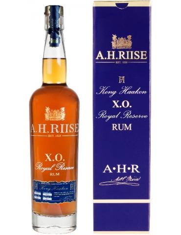 A. H. Riise - Kong Haakon Royal