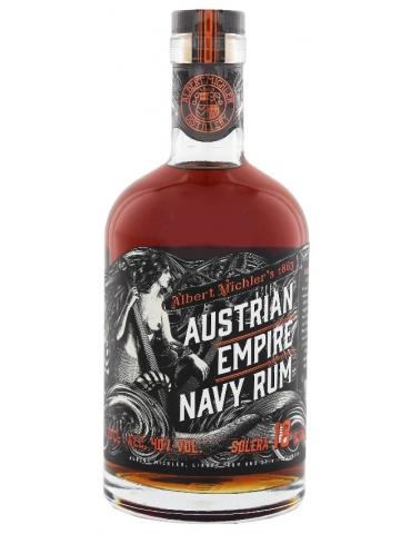 Austrian Empire Navy Rum 18 J