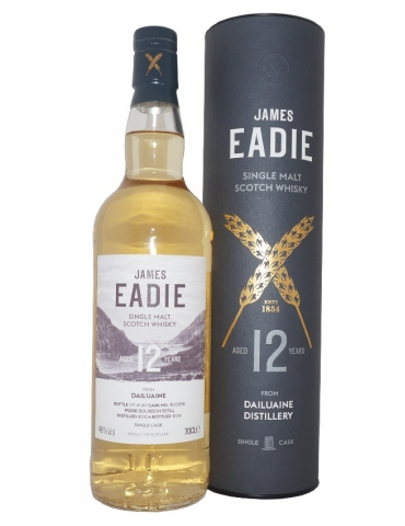 Dailuaine 2004, 12 YO - James Eadie