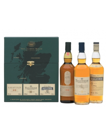 The Classic Malts Collection - strong