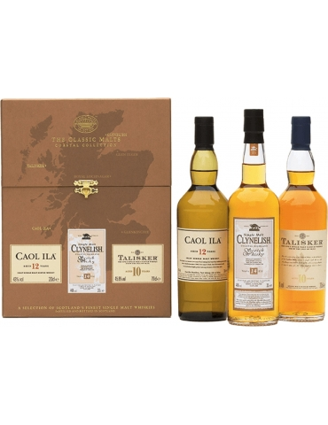 The Classic Malts Collection - Coastal