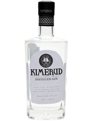Kimerud Distilled Gin