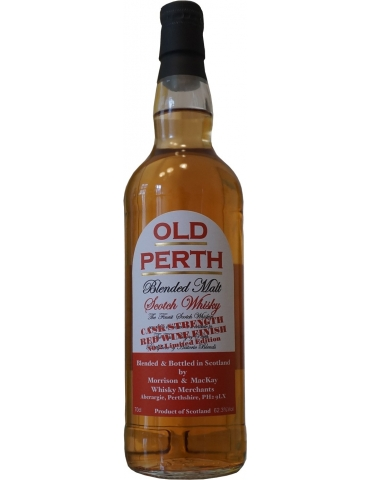 Old Perth – Cask strength Red wine finish, No 2 limited Edition