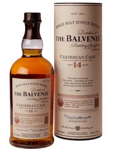 Balvenie 14 YO - Caribbean Cask