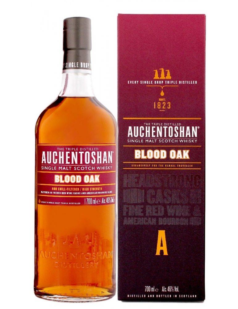 Auchentosan Blood Oak