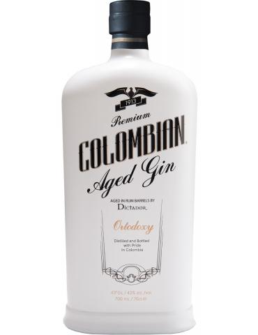 Dictador Ortodoxy - Columbian Aged Gin