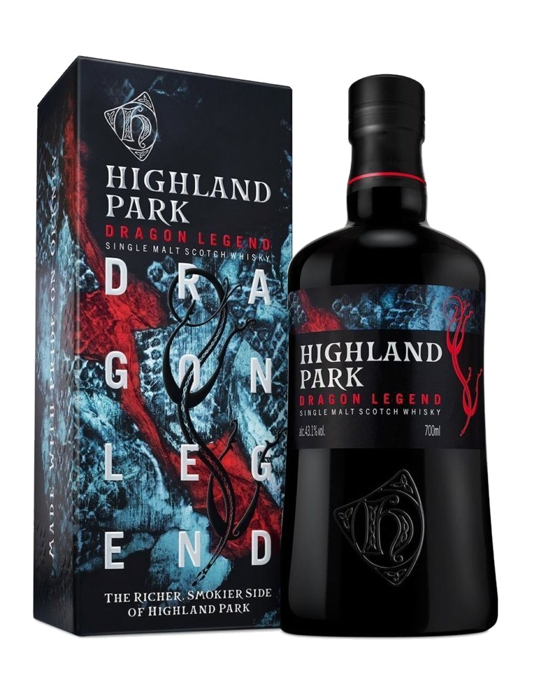 Highland Dragon Legend