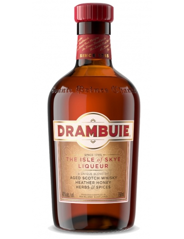 Drambuie – The Isle of Skye Liqueur