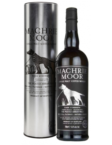 Arran Machrie Moor Cask Strength - 4th Edition
