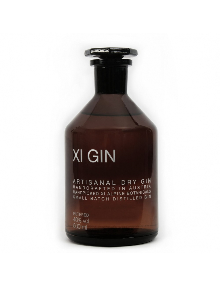 XI Gin - Artisanial Dry Gin