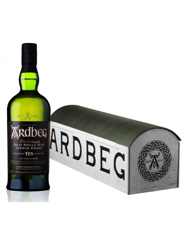 Ardbeg 10 Y Warehouse VAP