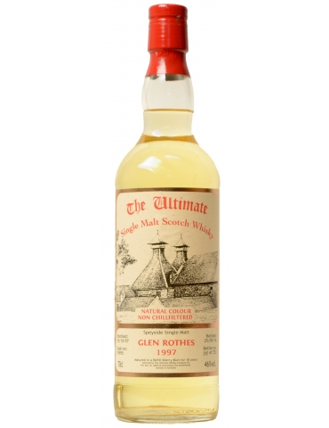 The Ultimate - Glenrothes 1997 18 YO