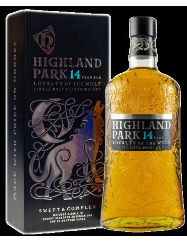 Highland Park 14 YO Loyalty...