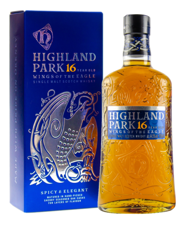 Highland Park 16 YO Wings...
