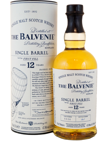 Balvenie 12 YO Single Barrel