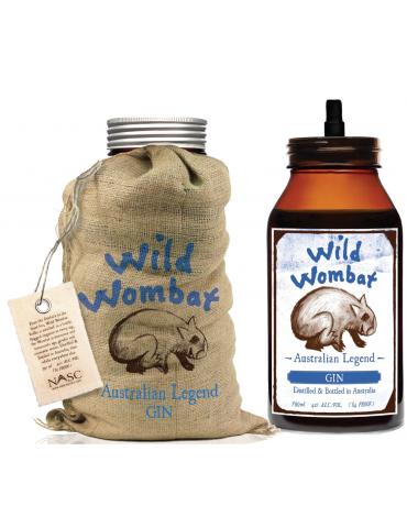 Wild Wombat Australian...