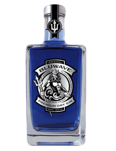 Blue Wave Dry Gin