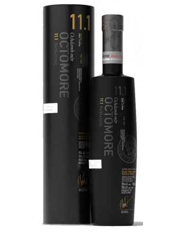 Octomore 11.1 - Scottish...