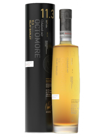 Octomore 11.3 - Islay Barley