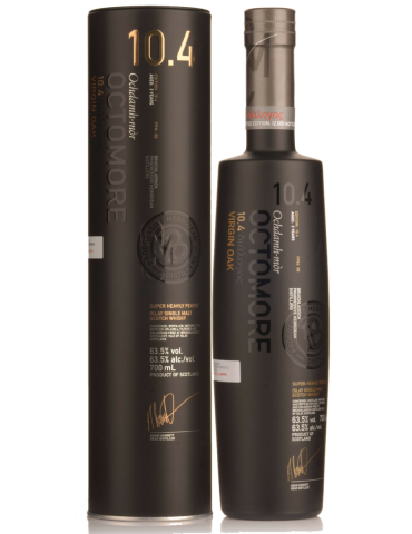 Octomore  10.4 Virgin Oak