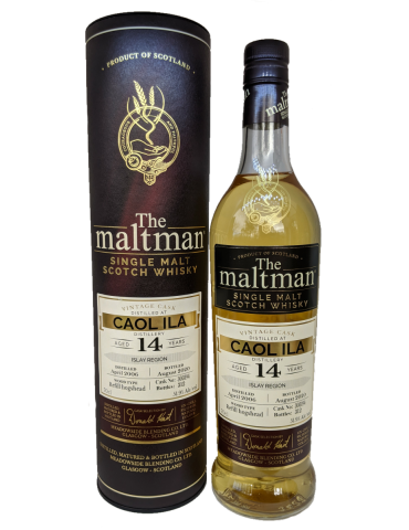 Caol Ila 2006, 14 YO - The...