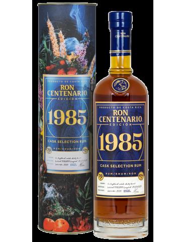 Ron Centenario 1985 Cask...