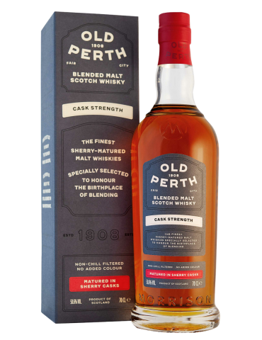 Old Perth - Cask Strength -...