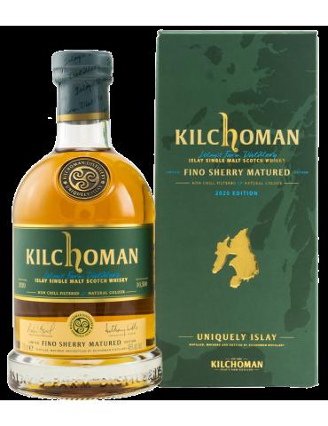 Kilchoman Fino Sherry...