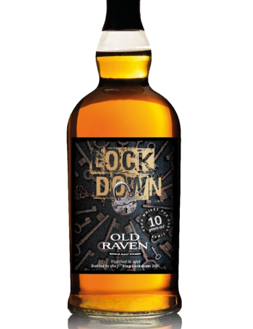 Old Raven - Lockdown