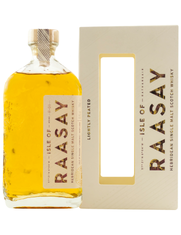 Isle of Raasay - Core Release